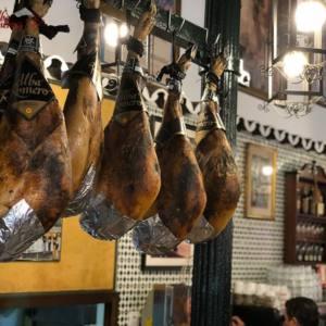 Las Piletas. Cocina tradicional y el mejor jamón de Jabugo