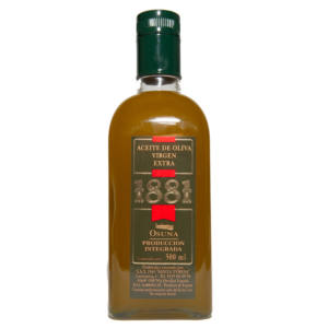 aceite de oliva virgen extra 1881